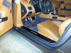2006 AM interior detail