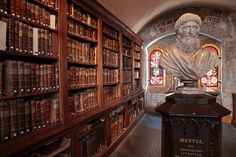 Bibliothèque Humaniste de Beatus Rhenanus (Sélestat, Alsace, France)