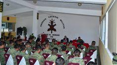 En esta jornada participó el personal militar del 17/o. Batallón Infantería y 13/o. Batallón Policía Militar, que proporciona apoyo a la estructura de seguridad pública del estado de Michoacán