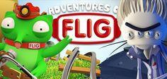 #AdventuresofFlig - 3 divertenti giochi #indie in uno per #Android !  http://xantarmob.altervista.org/?p=32641