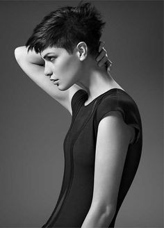 30 Short Trendy Hairstyles 2014 | http://www.short-haircut.com/30-short-trendy-hairstyles-2014.html