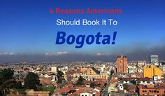 Bogota is so cheap and there are so many cool things to see!