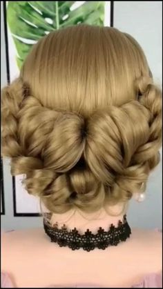 Hairdo For Long Hair, Easy Hairstyles For Long Hair, Up Hairstyles, Braided Hairstyles, Harry Styles Hair, Hair Up Styles, Natural Hair Styles, Hair Style Vedio, Hair Videos