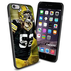 NFL Green Bay Packers Clay Matthews, Cool iPhone 6 Smartphone Case Cover Collector iphone TPU Rubber Case Black Phoneaholic http://www.amazon.com/dp/B00U7UMEDO/ref=cm_sw_r_pi_dp_EyCnvb01NKQKZ