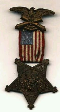 Medal of Honor from the Civil War