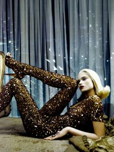 The Genesis of the Holiday Sequin | Man Repeller