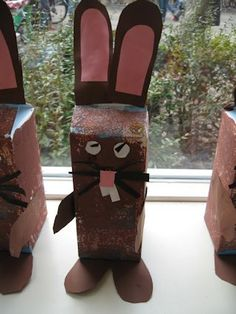 Crafts,Actvities and Worksheets for Preschool,Toddler and Kindergarten. Bunny Crafts, Easter Crafts For Kids, School Decorations, School Themes, Insect Crafts, Animal Crafts, Spring Crafts, Easter Bunny, Holiday Fun