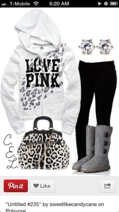 <3 Love Pink | Clothes