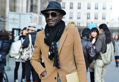 Tommy Ton's Men's Street Style: Paris Women's Fashion Week, Fall 2011: Style: GQ