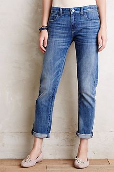 Pilcro Hyphen Jeans - anthropologie.com. My favorite jeans ever, I have two pairs, and I want more washes!