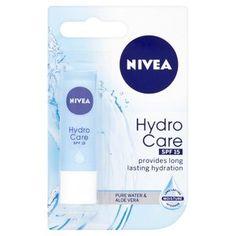Nivea Hydro Care Lip Balm SPF 15 4.8g Nivea Lip