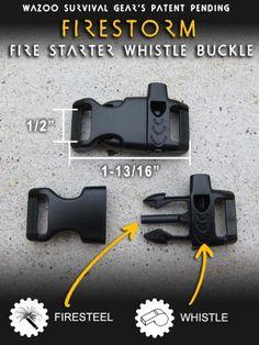Full Review: The 'Wazoo Survival Gear' Minimalist Survival Bracelet |