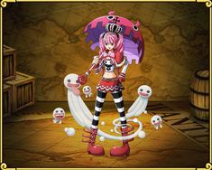 Perona One Piece One Piece Manga, Watch One Piece, Nami One Piece, One Piece Fanart, One Piece Cosplay, Female Characters, Anime Characters, One Piece Images, Samurai Tattoo
