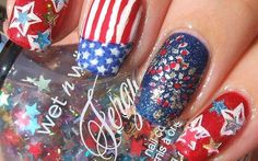 Top 10 4th of July Nail Designs
