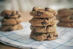 london bakes | brown butter chocolate chip cookies