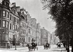 Fifth Avenue, 1905