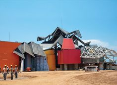 In Progress: The Biomuseo / Gehry Partners - Panama