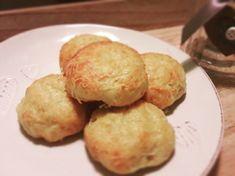 Fitt túrós-sajtos zabpelyhes pogácsa