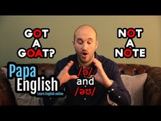 English Pronunciation: Oh and O English Spelling, Learning English Online, How To Pronounce, Ipa, Learn English, Youtube, Teaching, Words, British