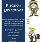 Here is a 22 page activity packet and answer key to help your students learn about the upcoming Presidential election! Great resources for students to track on election night as well! $