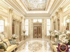Villa Interior Design in Dubai, Luxury Villa In Kurdistan, Photo 3