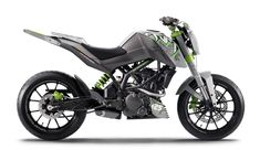 KTM 125 Project-KTM 125 Project