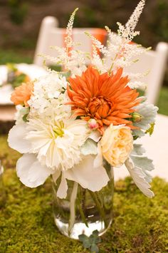 169 best wedding flowers images on pinterest wedding bouquets this fresh centerpiece just oozes fall so beautiful jennifer baumann photography fall wedding flowersfall mightylinksfo