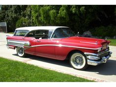 1958 Buick Caballero Estate Wagon Maintenance/restoration of old/vintage vehicles: the material for new cogs/casters/gears/pads could be cast polyamide which I (Cast polyamide) can produce. My contact: tatjana.alic@windowslive.com
