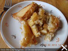 Apfelmus-Auflauf, ein raffiniertes Rezept aus der Kategorie Süßspeisen. Bewertungen: 1. Durchschnitt: Ø 3,0.