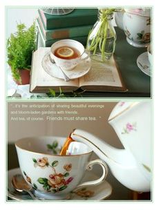 Afternoon Tea in Gatherings Magazine by Ginny Donovan
