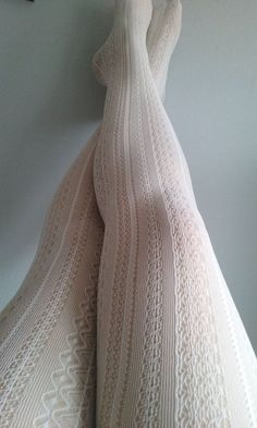 White bride Cream Tights wedding stockings lace pantyhose suededead - #bride #Cream #Lace #pantyhose #Stockings #suededead #tights #Wedding #White Cream Tights, White Tights, Patterned Tights, Wool Tights, Sheer Tights, Opaque Tights, Cable Knit Tights, Grunge Look, Grunge Style
