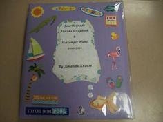 WebQuest: Florida 4th Grade Scrapbook Project
