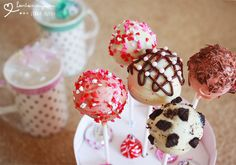 Hearts in My Oven: Cheesecake Pops @Lynna H