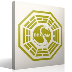 Wandtattoos Dharma Initiative