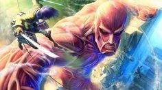 Manaós Sa Ltda: Attack on Titan - Primeiro Teaser da Animação Long...