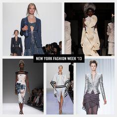 Best of New York Fashion Week 2013