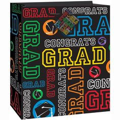 Medium Graduation Party Gift Bag >> Want to know more, visit the site now : Wrapping Ideas