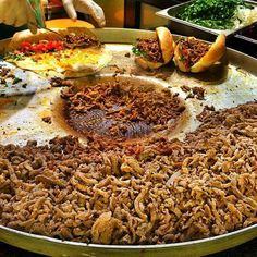 'Tantuni' special for Mersin, Turkiye