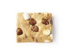 No-Bake S'mores Cookie Dough Bars (No. 50)