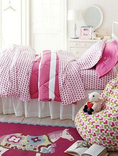 #baby #room #nursery #girl #girly #pink #white