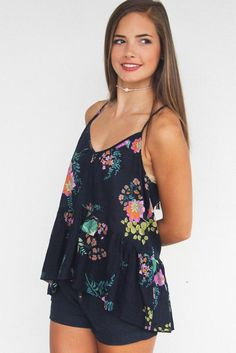 Take an Adventure Top: Floral $ 56