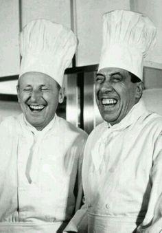 Bourvil + Fernandel = Leur éclat de rire est communicatif
