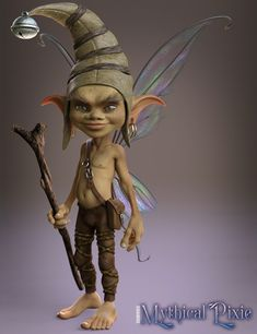 Image result for 3d pixie characters