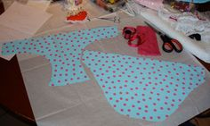 How to make your own knickers - an easy way to upcycle old T-shirts or fabric to make your own knockout knickers
