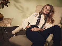 The Olivia Palermo Lookbook : Olivia Palermo for MAX&Co. AW16