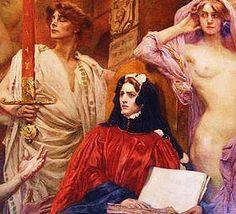 Description Jean-Paul Laurens Academic Classicism Painting style