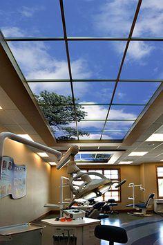 Kovacs Dds Sky Factory Luminous Ceilings