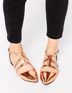 ASOS LIMIT Ballet Flats Ballerinas, Ballerina Pumps, Ballet Shoes, Toe Shoes, Flat Shoes, Cheap Womens Shoes, Womens Boots On Sale, Womens Flats, Comfortable Ballet Flats