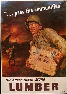 Publicidad en tiempos de Guerra: IIGM