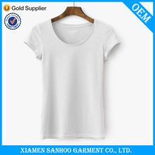 Top Quality Pure Cotton Fancy Design Ladies T Shirt With Your Logos Customized Printing  Best seller follow this link http://shopingayo.space
